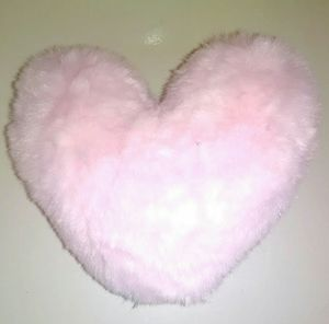 Light pink Heart keychain